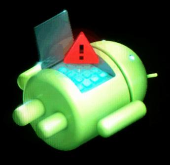 Probleme Demmarage Android