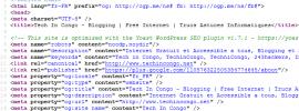 Les Balises HTML indispensables qu'un site-web doit avoir en 2016