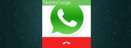 Comment activer les Appels Whatsapp sur Android, iOS, Blackberry 10