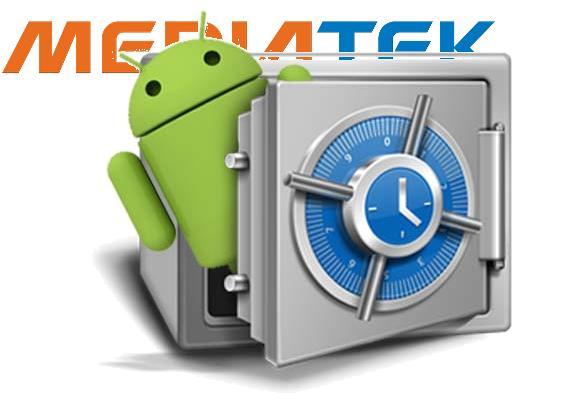 Mediatek Android Backup