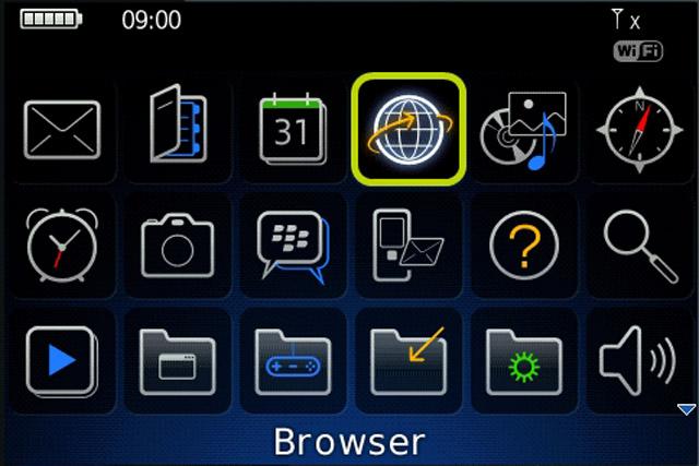 Forfait Blackberry