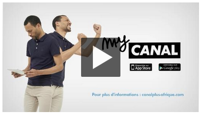 myCANAL+ par internet