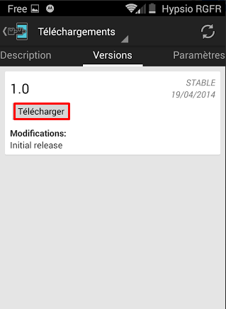 Telecharger Module Xposed 2