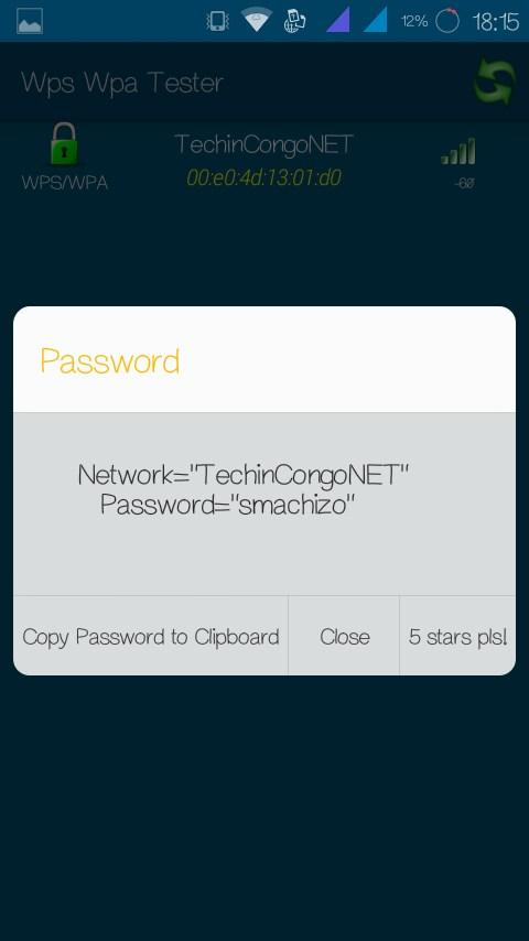 WPS WPA Tester Wifi Network Password
