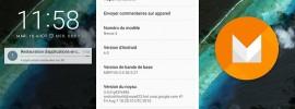 Android 6.0 : Nouveautés – Comment l'installer sur son Smartphone ?