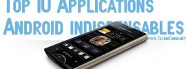 Top +15 – Meilleures Applications Android gratuites & utiles à télécharger