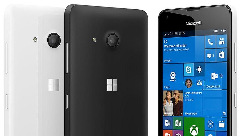 Lumia 550 caracteristiques Microsoft Lumia 550 – Le Smartphone moins chers sous Windows 10