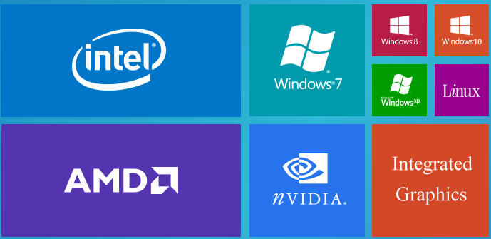 Memu est compatible avec Windows XP/ 7/ 8/ 10