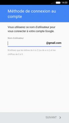 nom utilisateur compte google