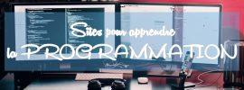 Les meilleurs sites gratuits pour apprendre à programmer.