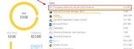 Comment réduire la consommation abusive des données de Windows 10
