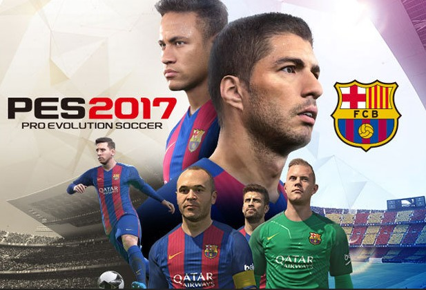 pes 2017 pour android