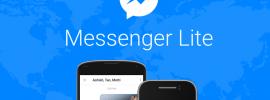 Télécharger Messenger Lite : La messagerie legere de Facebook