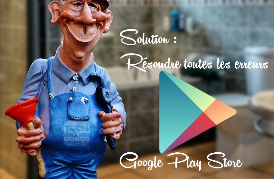 google play store télécharger l'erreur 927 dans google