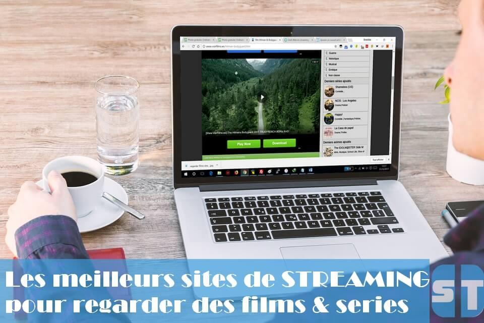 sites de streaming francais Les sites de streaming gratuits pour regarder des films et séries en français en ligne