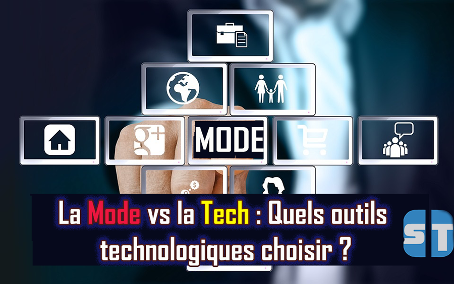 Couverture Mode Tech