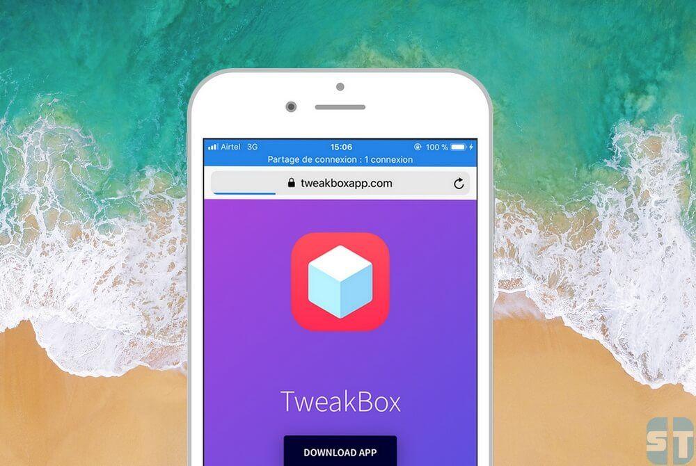 tweakbox ios Télécharger et installer TweakBox sans Jailbreak iOS 11 / iOS 10