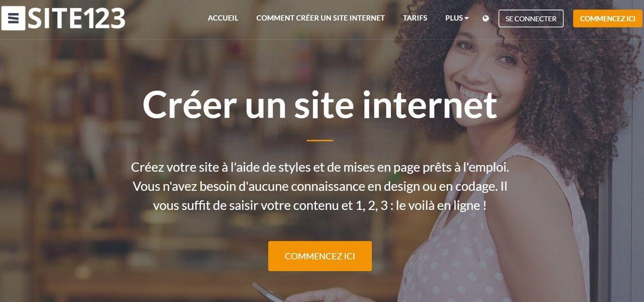 comment cr u00e9er un site web gratuit sans savoir coder html  u0026 css  php