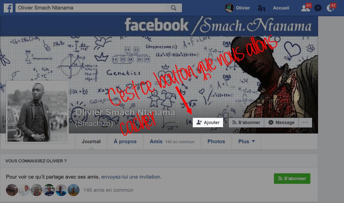cacher ajout amis facebook Comment ne plus recevoir de Demande d'Amis sur Facebook